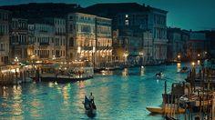 Venecia. Una pequeña maravilla en el Mediterráneo. Hay que parovechar a verla ya que se está hundiendo rápidamete.