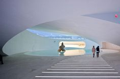 Danish Pavilion designed by BIG architects to exhibit best attractions from Copenhagen - Archute