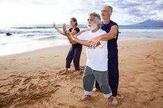 The Health Benefits of Tai Chi  This gentle form of exercise can help relieve pain, maintain strength, flexibility, and balance, and could be the perfect activity for the rest of your life.