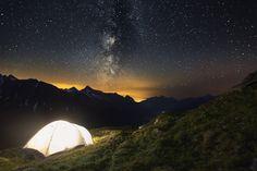 Night in mountains // Lukas Farlan
