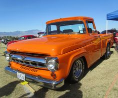 1957 Ford F-100| _So Like These_ (-; !!!!!