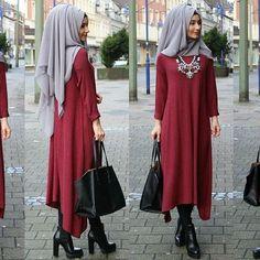 Tunika - www.misselegance.de Bag / Tasche / Canta - Justfab Hijab / Kopftuch / Basörtü - www.misselegance.de -->> Hijab 210 Hey meine Lieben :) es wurde leider in mein Auto eingebrochen .. Laptop .. Kamera etc gestohlen daher kamen seit paat Tagen keine wirklich neuen Bilder :) aber Elhamdülillah gehts jetzt mit neuer Ausstattung.. eine neue Kollektion (alles in wenigen Tagen Online) uuunnd neuer Energy weiter hoffe es gefällt euch ❤️