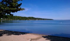 Crystal Lake from Beulah