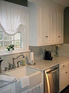 Elegant Smooth #Kitchen #Curtains Best Kitchen Curtain For New Couple · How  To HangKitchen CurtainsSmooth