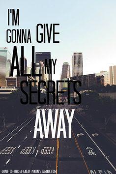 Secrets by OneRepublic