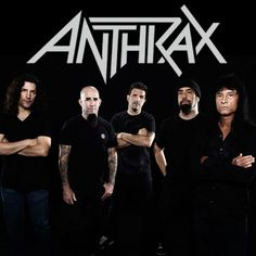 Anthrax ... TWICE!