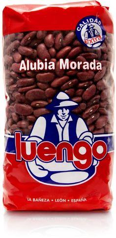 3,25€ - Luengo Alubia morada extra - 1000 gr