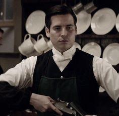 Thomas Barrow Season 5 || Downton Abbey