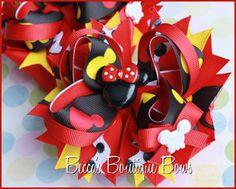 Minnie Mouse Boutique Bows