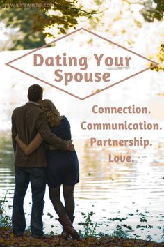 Great ideas and insights for dating our spouse! Written by a Christian.