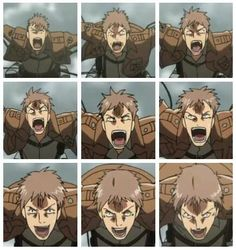 Jean Kirschtein is a babe just look at this. whyimdyingthisistoogoodXD