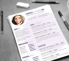 mac resume template great for more professional yet attractive document