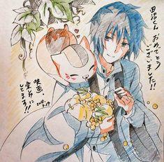 Natsume Takashi, Natsume Yuujinchou, Manga, Kawaii, Fan Art, Drawings, Anime, Snow, Memories