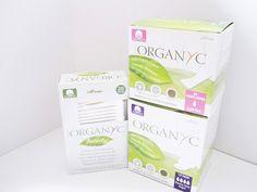 Organyc Feminine Care range from Tender Loving Skincare: http://www.tenderlovingskincare.co.uk/  #organic #natural #beauty
