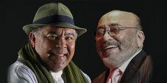 Danny Rivera y Gilberto Santarosa graban con Eddie Palmieri | A Son De Salsa