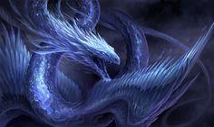 L'Archange et le Dragon via @lesdragons