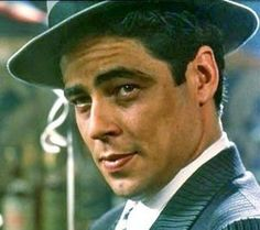 Benicio Del Toro in The Funeral (1996)