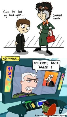 Lol haha funny / Phineas and Ferb / Harry Potter / FANDOMS UNITE!!