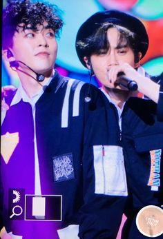 JunMyeon & MinSeok