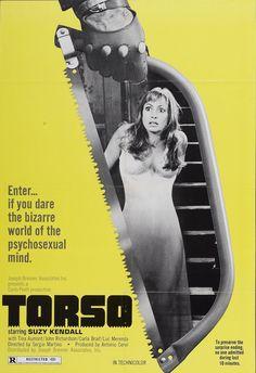 I Corpi Presentano Tracce di Violenza Canale / Torso / 影なき淫獣 (1973)