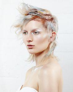 Wella Professionals TrendVision 2015 Australia and New Zealand Gold Winner #wella #trendvision #rokkebony #moha #hairdressing #colorhair #haircolor #колорирование #стрижки - Mikaela Edwards – Runway