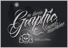 Gráficas para Bandas, Conciertos, Festivales, Garitos, etc... !!!