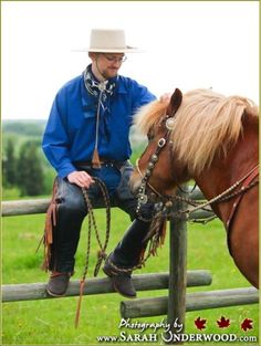 """Adam and Tindur of Horses Are Expensive in their """"going to town"""" gear :) #vaquero #horse #tack"""
