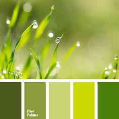 Color Palette #3228