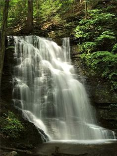 Been here before, but Bushkill Falls is definitely a place I want to go to this spring.