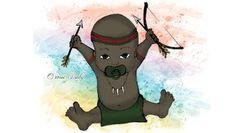 Portal da Magia dos Orixás: Você já viu os Orixás Baby? Olha que imagens criativas: