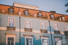 Travel Photography, Lisbon Photography, Sunset Photos, Photography by Claudia Casal // Hello Twiggs