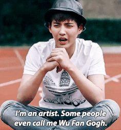 Wu Fan Gogh