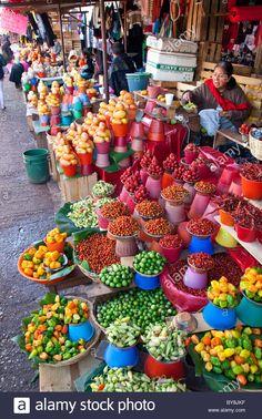 Mercado Municipal, San Cristobal de las Casas, Chiapas, Mexico