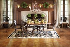 This is a lovely site called Arhaus.  As you click on the photo, you will go into their site which has multiple images of lovely rooms.