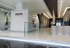 GRAPHIC DESIGN: DONGPENG EUROPE | Client DONGPENG EUROPE | Project DONGPENG EUROPE SHOWROOM | Location Sassuolo, MODENA