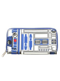 Zip-around style wallet from Star Wars with an character design. Interior includes pockets and card slots. 7 x 3 Man-made materials Imported Star Wars Merchandise, Disney Merchandise, Be My Hero, Alice In Wonderland Dress, Pocket Wallet, Disney Costumes, R2 D2, Cultura Pop, Hot Topic