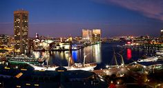 Hyatt Regency in Baltimore $69 per night! A fun getaway and a great view of the city and harbor