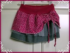 Mopseltrine sewn ....: Tutorial skirt with tulle rectangles