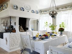 Swedish interiors love