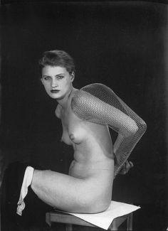 Man Ray y el desnudo femenino