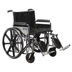 Drive Medical Sentra Extra Heavy Duty Wheelchair with Front Rigging Options | Overstock™ Shopping - Great Deals on Drive Medical Wheelchairs