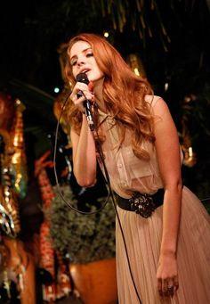Lana Del Rey live.