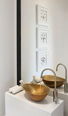 #KHOV_West | #KHOV_AZ | Line K at Pinnacle Peak Place | The AAD - Powder Bathroom