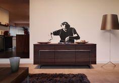 DJ in the house #dj #decoration #decks #room #home
