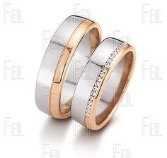 FEIL WTAu-379 Többszínű Arany Karikagyűrű Love Bracelets, Cartier Love Bracelet, Bangles, Wedding Rings, Engagement Rings, Weeding, Jewelry, Bridal, Bracelets