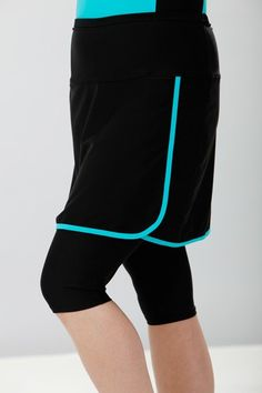 Fitness Skirt with attached compression pants.  Love this!!!  {but wow is it pricey}