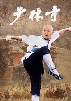 Jet Li, from his movie Shaolin Temple.