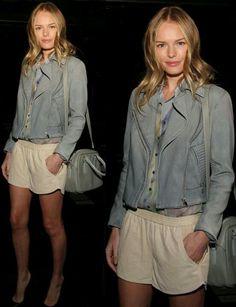 Kate Bosworth, chic