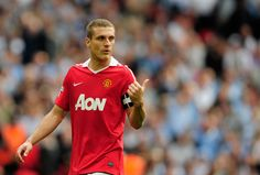 """NEMANJA VIDIC reckons Real Madrid could run out of ideas tonight at Old Trafford.    Manchester United face the in-form Spanish champions in the second leg of their last-16 Champions League tie after a 1-1 draw at the Bernabeu.    He said: """"When they play against teams who drop deep, they can have a bit of trouble because Real aren't a team that crosses the ball a lot."""