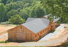 Horse Properties Equestrian Real Estate Georgia - GA : Mountain Equestrian Estate Horse Farms and Ranches For Sale